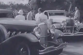 The Cars of the Great Gatsby