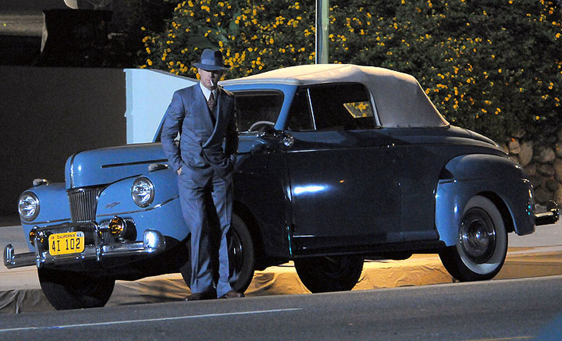 """You Can Buy Ryan Gosling\'s Ford from """"Gangster Squad"""""""