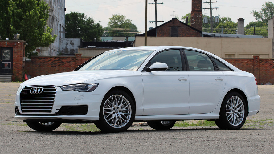 Review: 2016 Audi A6 2.0T Quattro