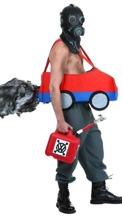 Dieselgate is now a Halloween costume