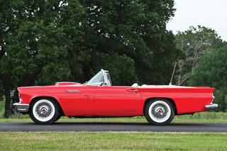 The 1957 Ford Thunderbird Almost Killed the Corvette