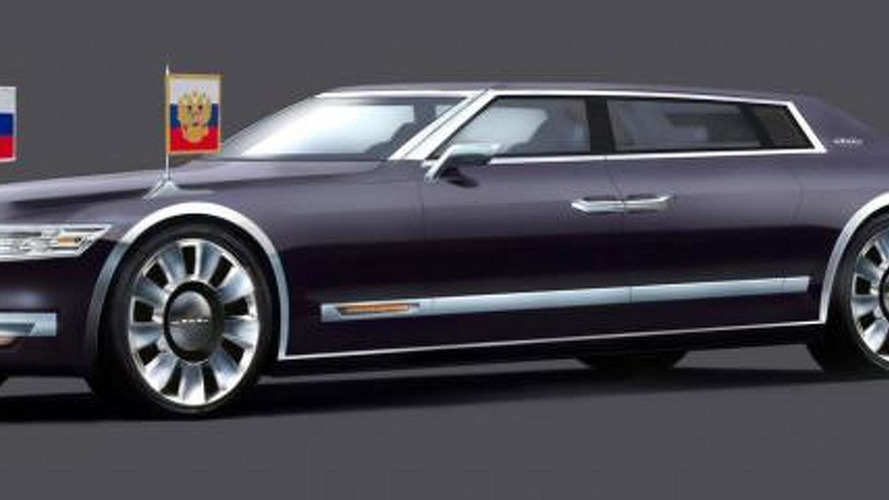 Marussia asks fans to create a ZiL-inspired limo for Vladimir Putin
