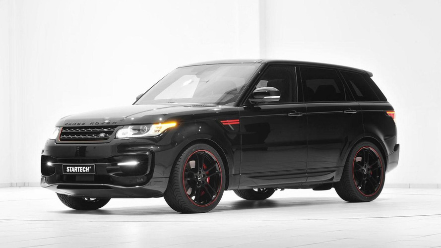 Startech Range Rover Sport unveiled at Essen, features styling & performance upgrades