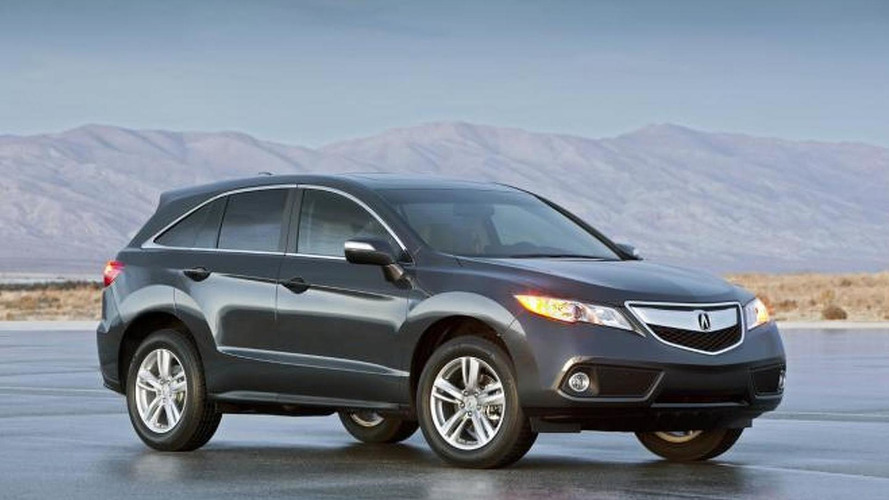 2013 Acura RDX pricing starts at $34,320