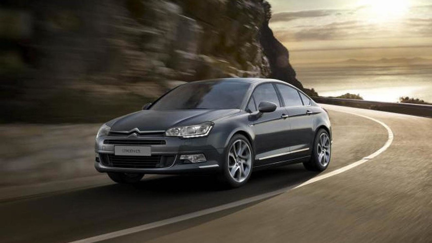 Citroën C5 gains new engines & updated technology