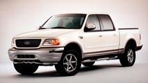 Histoire des pick-ups Ford