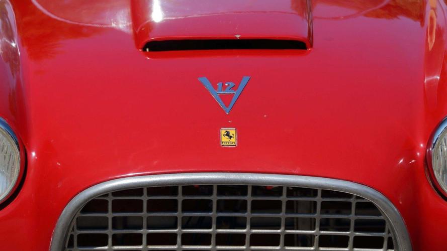 1956 'Baby Ferrari' Bimbo Racer Go Kart Replica