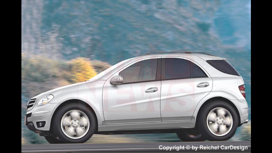 Mercedes bläst zur Attacke: Neuer SUV rundet die Palette ab