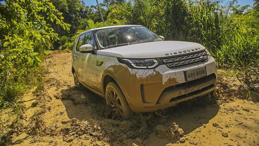 SUVs/crossovers premium – Land Rover dá as cartas em julho