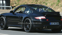 Porsche 998 mule prototype spy photos