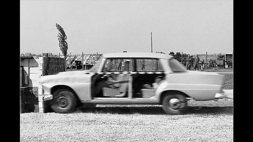 Immer mehr Assistenten: Sicherheitsvisionen von Mercedes