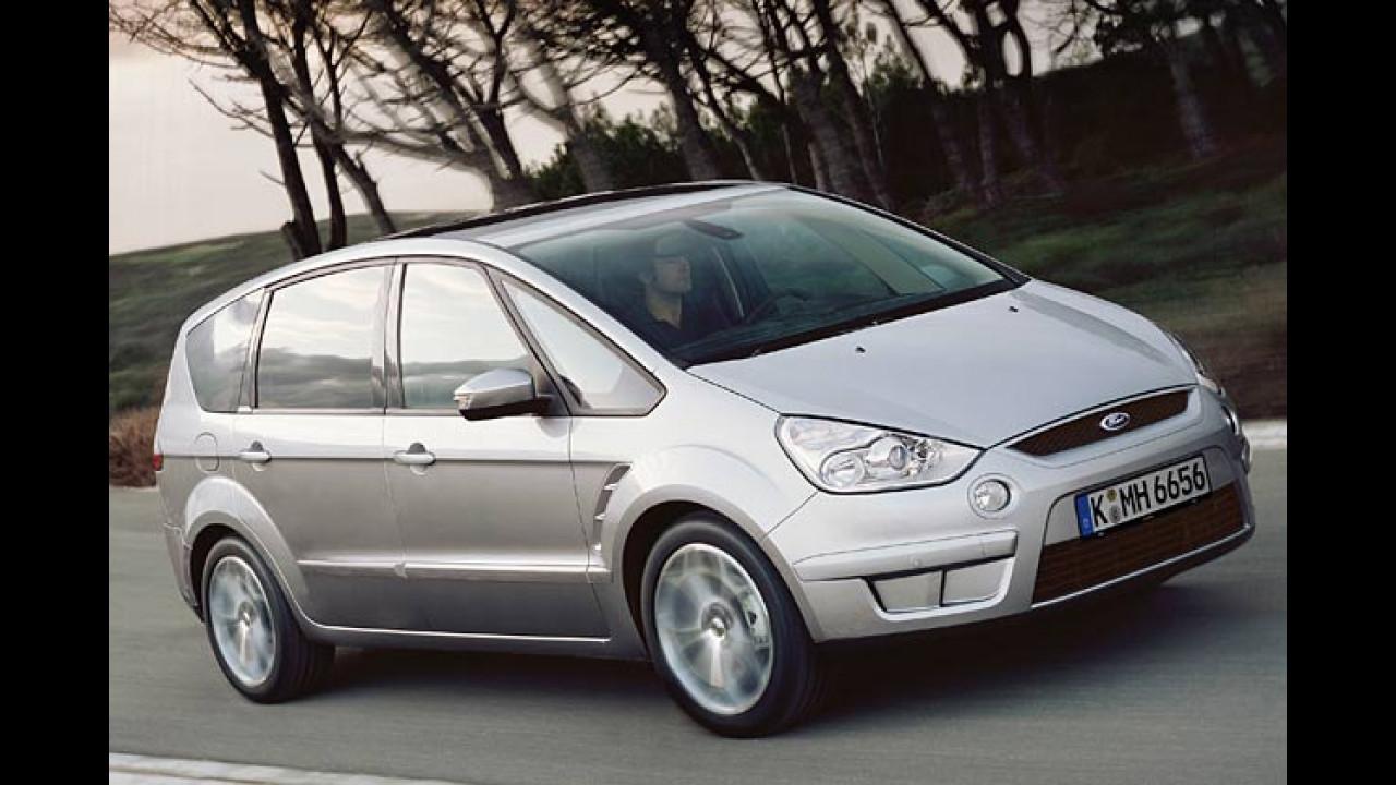 Ford stellt S-Max vor
