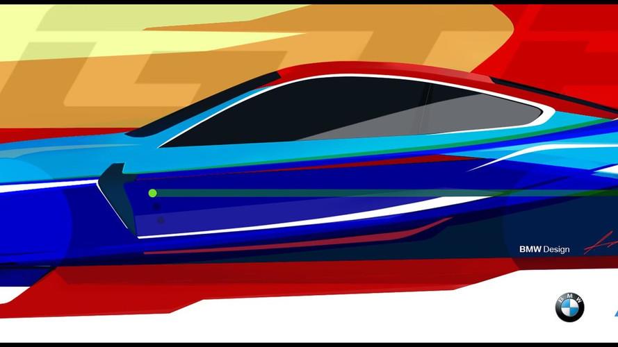 Látványterv: ezzel a döggel megy a BMW jövőre Le Mansban