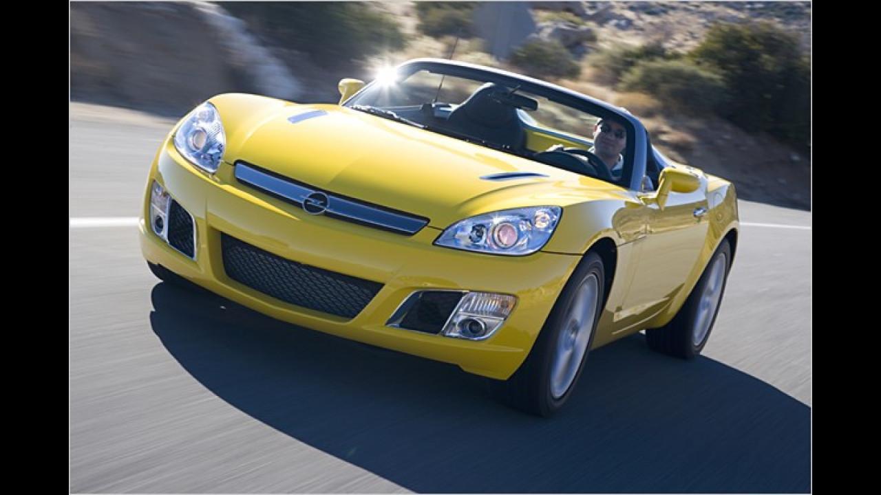 Opel GT 2.0 Turbo