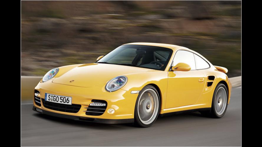 Frisch aufgeladen: Porsche überarbeitet den 911 Turbo