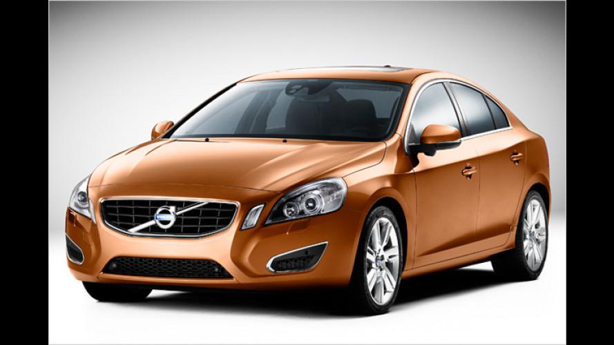 Erste Bilder: So sieht der neue Volvo S60 aus
