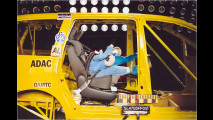 Kindersicherung im Auto