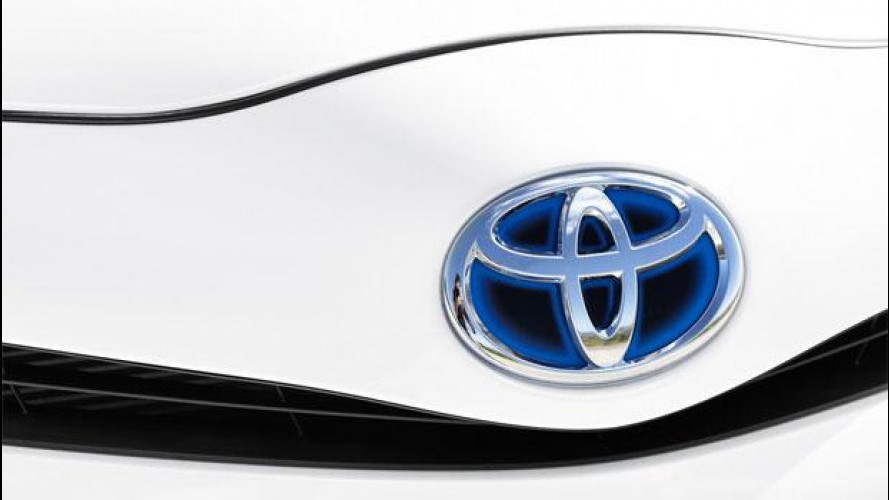 Toyota di nuovo numero uno al mondo