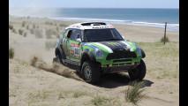 Peterhansel-Cottret su MINI alla Dakar 2012