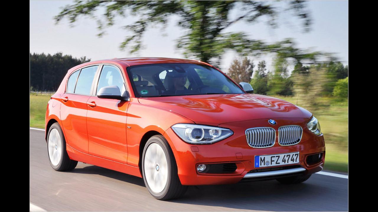 BMW 125i Fünftürer
