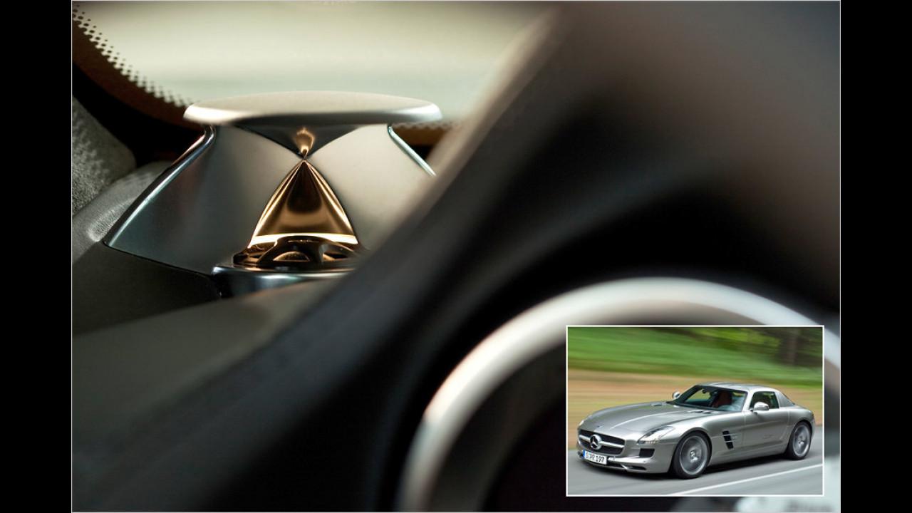 Mercedes: Bang & Olufsen