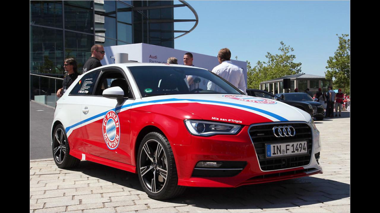 Audi A3 Bayern München