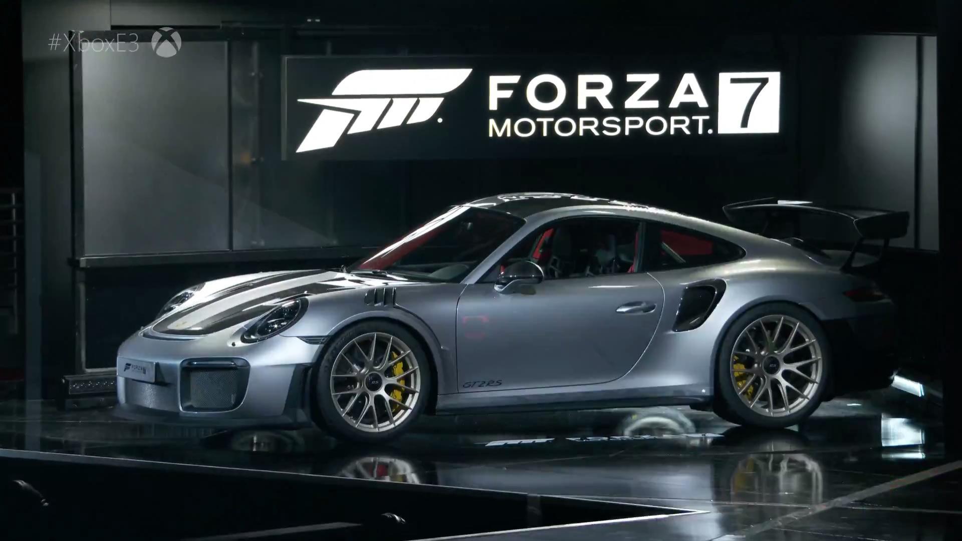 2018-porsche-911-gt2-rs-at-e3 Amazing Porsche 911 Gt2 Rs Engine Cars Trend