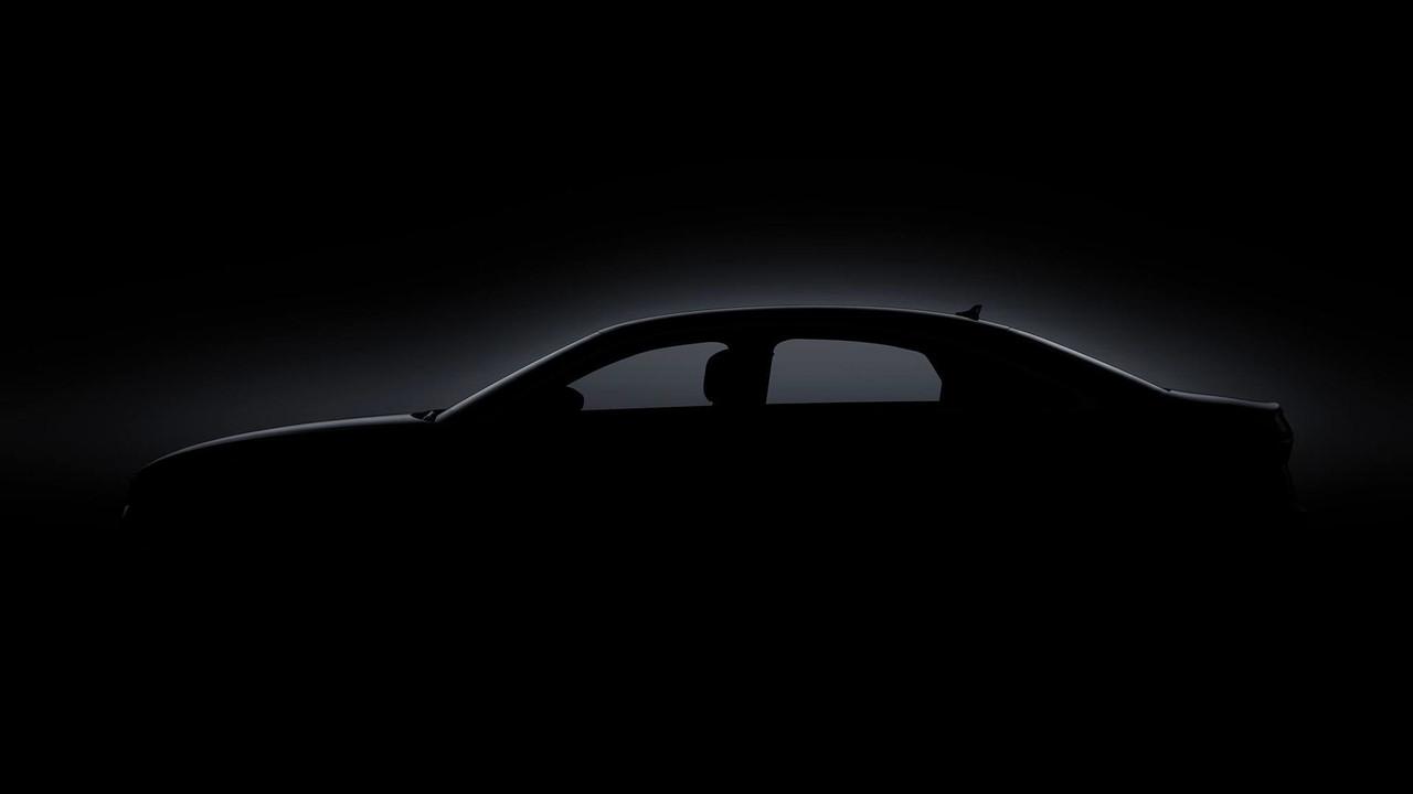 Audi A8 Shadow Teaser