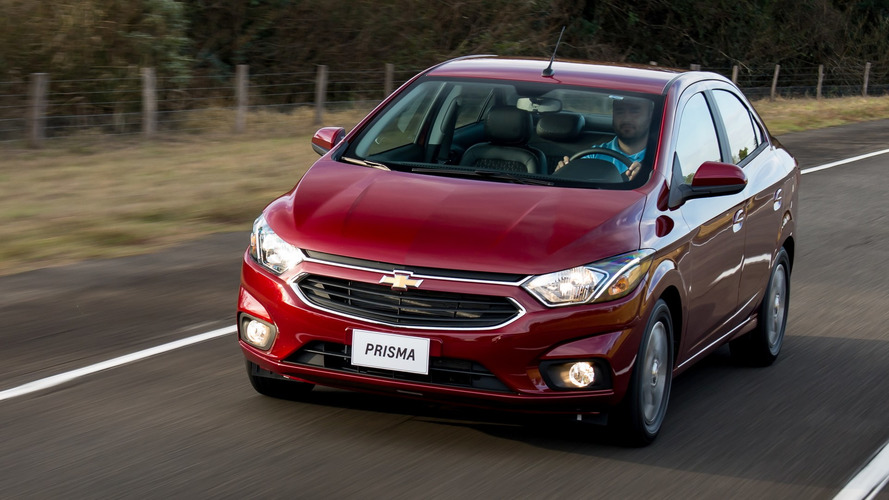 Chevrolet Prisma 2018 vai de R$ 45.790 a R$ 60.990