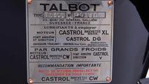 Talbot Lago T150-C SS Teardrop de 1937