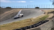 Chevrolet Corvette ZR1 casus video