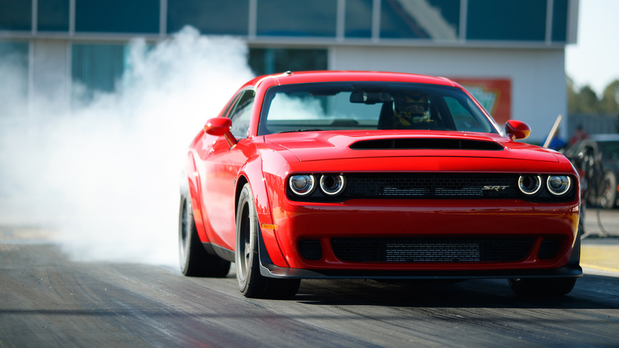 On connaît enfin le tarif de la Dodge Challenger SRT Demon !