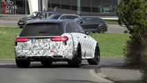 Possible Mercedes-AMG E63 R Wagon spy photo