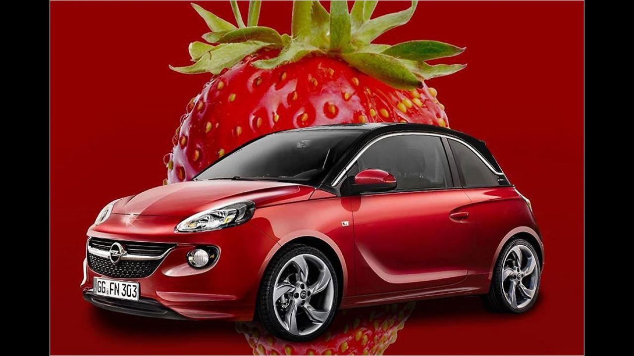 Opel: Lack mit Geruch