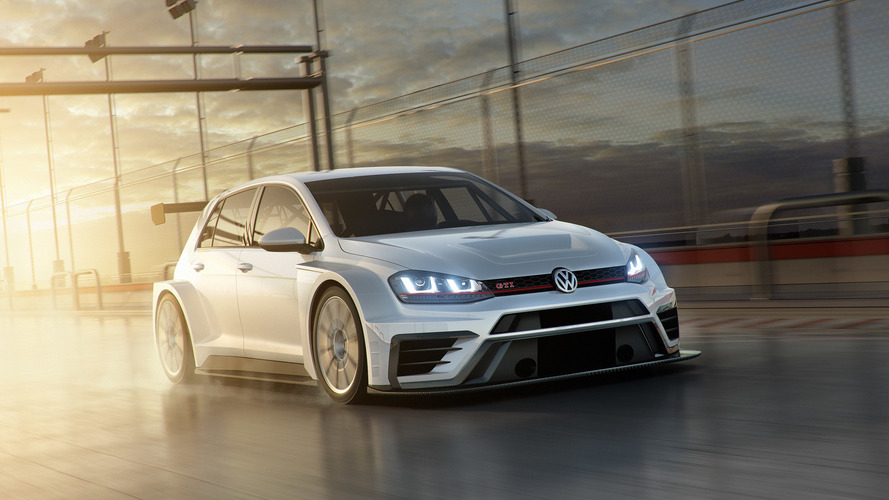 Volkswagen Golf GTI TCR 2017, un corredor global