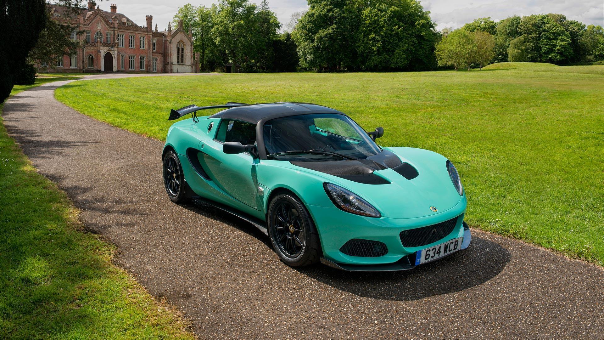What Car Company Makes Lotus