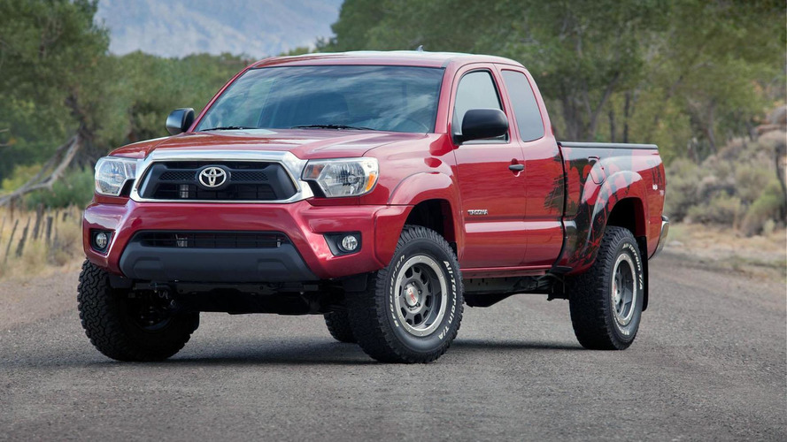 2012 Toyota Tacoma TRD T/X Baja Series unveiled