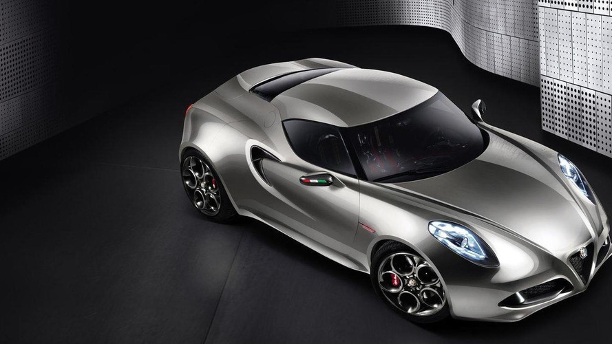 Alfa Romeo 4C Roadster coming in 2015 - report
