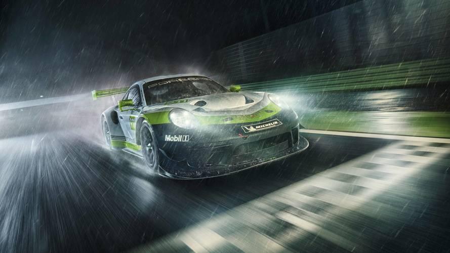 Porsche 911 GT3 R (2018)