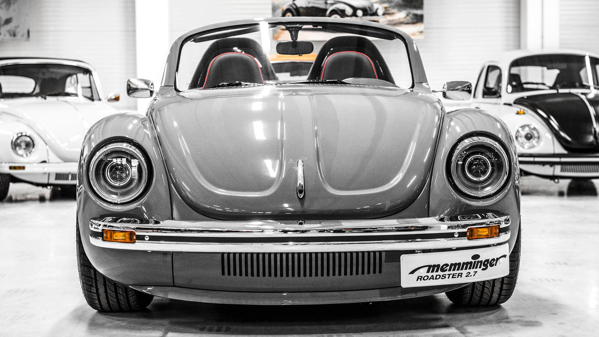 Memminger Roadster – A Beautiful Look Into The Future Via The Past