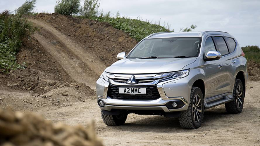 2018 Mitsubishi Shogun Sport first drive: Make-up on a truck