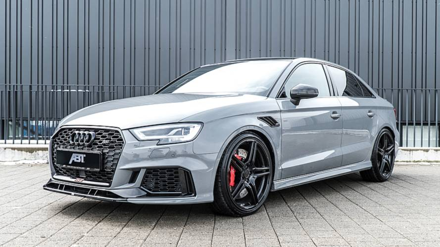 Audi RS3 By ABT