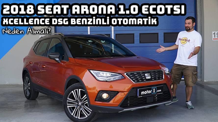 2018 Seat Arona 1.0 EcoTSI Xcellence | Neden Almalı?