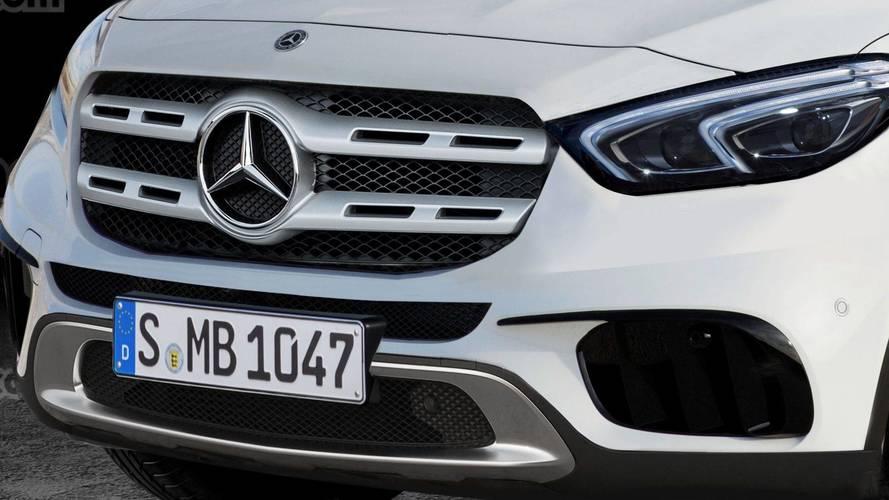 Mercedes GLE 2019, render