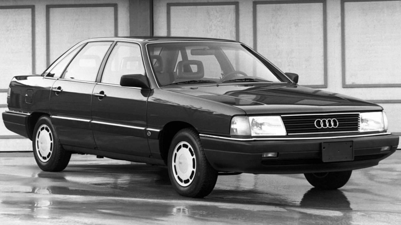 7. Audi 5000 istemsiz hızlanma sorunu