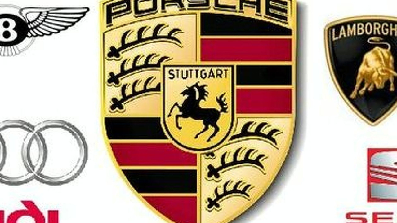 With control of VW, Porsche would also oversee Audi, Bugatti, Lamborghini, Skoda, Seat, and Bentley