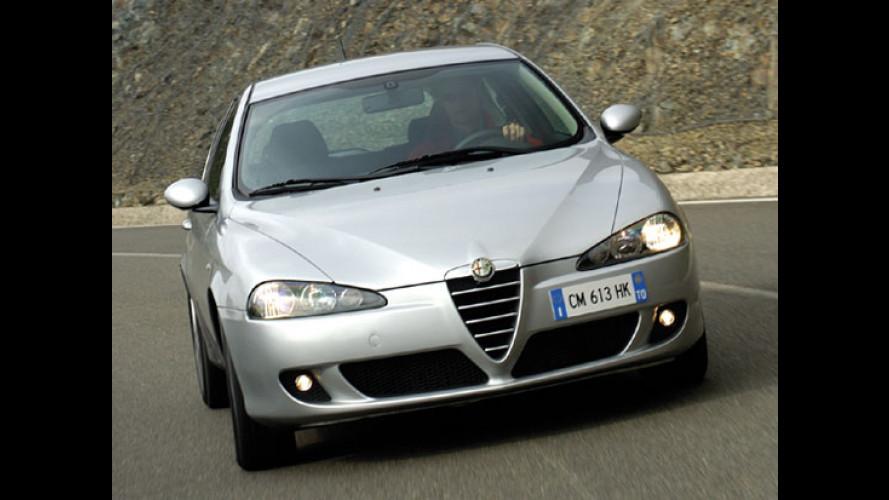 Alfa Romeo 147 Moving
