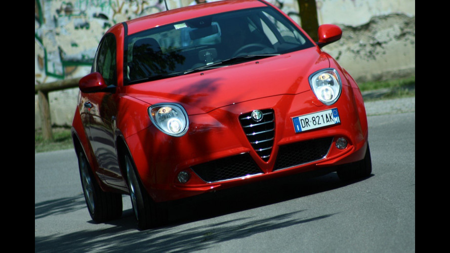 "Alfa Romeo MiTo ""in the wild"""