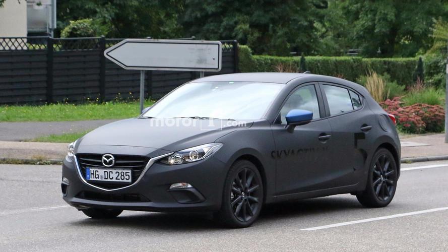 Mazda, Skyactiv-X'i göstere göstere test ediyor