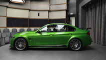 BMW M3 Java Green